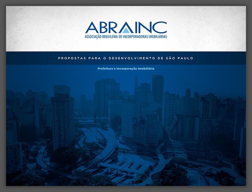 Apresentação Institucional Associacao Abrainc